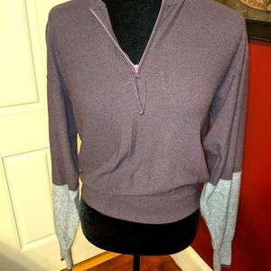 Free people light weight sweater NWT